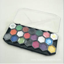 Professional New 20Colors water based face paint palette