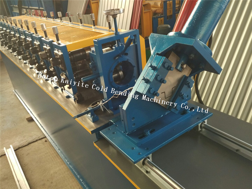 Ceiling Steel Furring Channel Making Machine