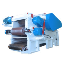 Big capacity electric drum wood chipping machine