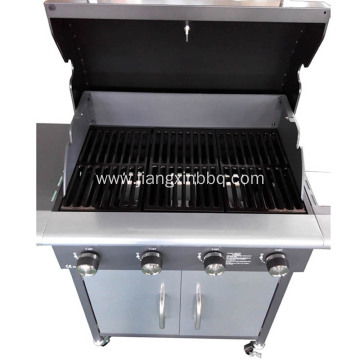CE Certified 4 Burners Propane Gas Grill