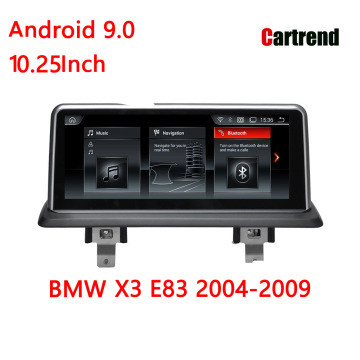 BMW X3 E83 10.25 Android Touchscreen