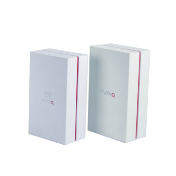 White Cell Phone Packaging Box High Quality Box