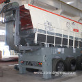 80-120 t/h Mobile Impact Crusher Plant