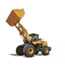 Good Quality for 6T Loading Capacity Wheel Shantui 6 ton SL60WN-6 Wheel Loader export to Zambia Factory