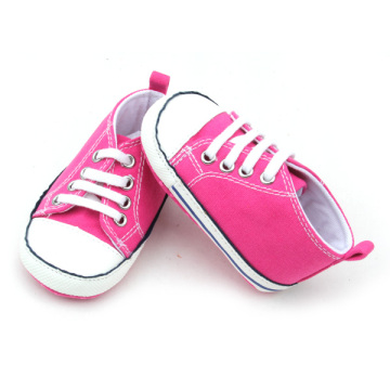 Wholesale Mix Colors Cheap Children Canvas Sports Shoes