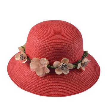 Used Fashionable Woman's Sun Hat For Sale Plant