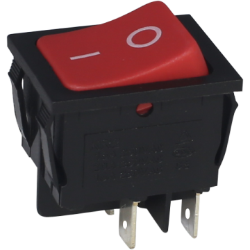 High Current Rocker Switch