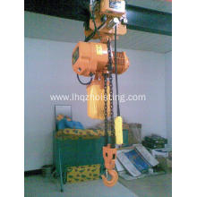 Best Price for for Small Portable Cranes,Small Mobile Cranes,Portable Mobile Crane,Portable Crane Hoists Supplier in China koio 5t 220v / 380v electric chain hoist supply to South Korea Importers