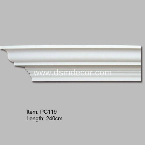 Pu Modern Cornice Profiles China Manufacturer