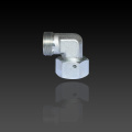 Hydraulic Elbow Reducer Tube Adaptor With Swivel Nut