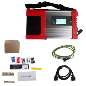 Kit de diagnóstico de camiones Mitsubishi Fuso SD Connect