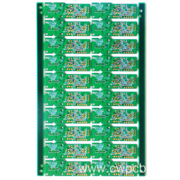 Immersion gold 1.0mm 1OZ six layer PCB
