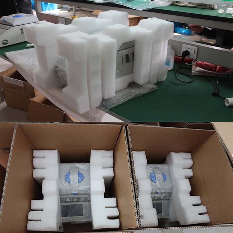 gradient thermocycler packing