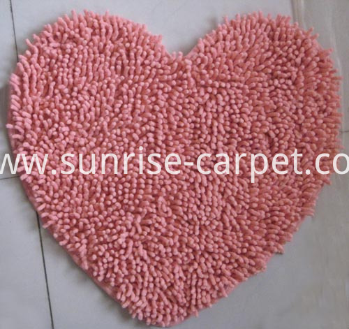 Bath Mat Cotton Chenille