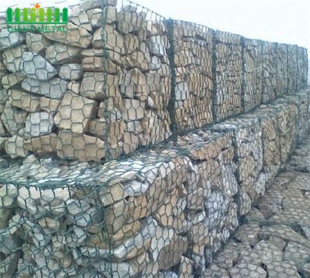 High Quality Good Price Hot Galvanized Gabion Box