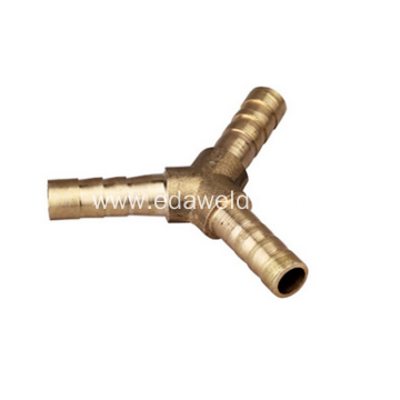Pagoda Tee Brass Joint Fittings
