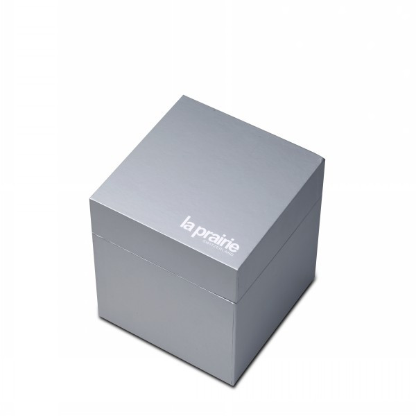 Simple Design Candle Packaging Silver Paper Box