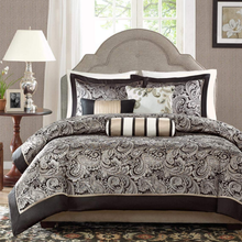 Vintage Style Cotton Jacquard Duvet Covers