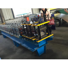Metal Roof Ridge Cap Press Roll Forming Machine