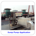FGD Slurry Pump for Desulfurizing Processing TL(R)