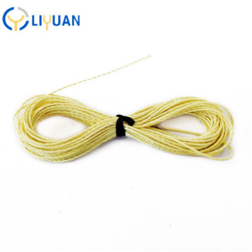 High quality fire resistant kevlar rope