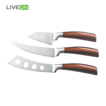 3pcs Cheese Knives Set