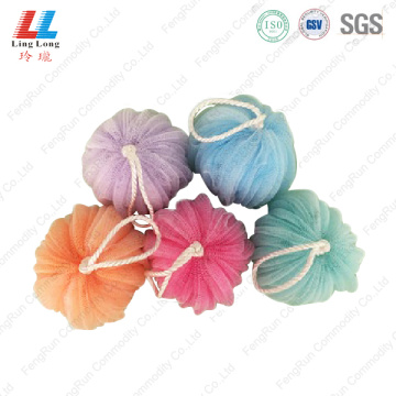 Loofah sponge shower goodly touch ball