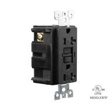 Europe style for Ground Fault Circuit Interrupter TR outlet High Security Electrical Retractable Power Sockets export to Uganda Importers
