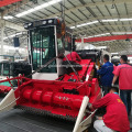 Wholesale multi-function HST rice harvesting machine