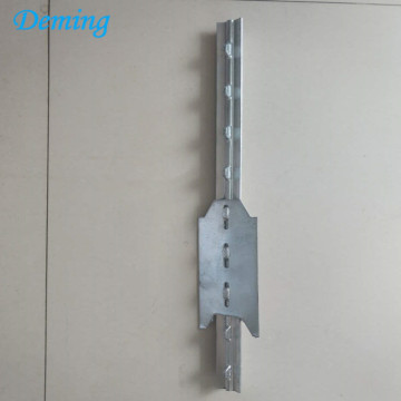 Galvanized Or Painted T Fence Post
