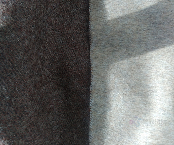 Comfortable Double Sided Wool Fabric