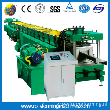 Z Shaped Steel Cold Roll Forming Machine