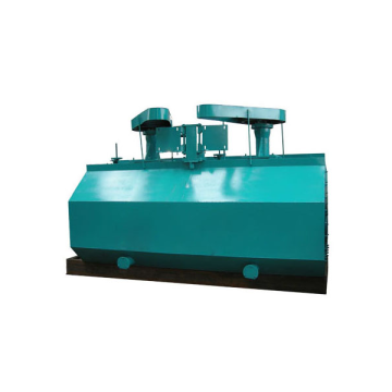 Froth Process Copper Ore Flotation Machine