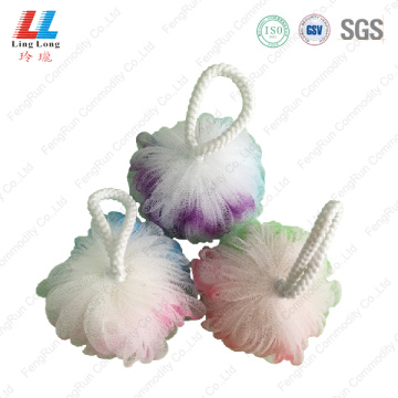 shower scrub Loofah Sponge Cleaner bath pouf sponge