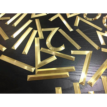 Brass Letters Lettering for Sale Outdoor Business Signs