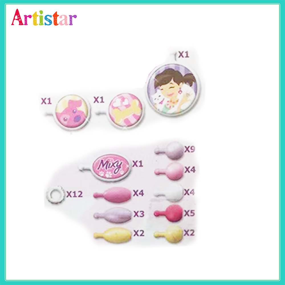 Mixy Farry Friends Diy Beads Craft For Kids