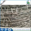 Security Protected Barbed Wire 16 Gauge