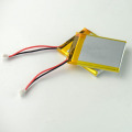 3.7v 2300mah lithium polymer battery with PCM