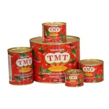 OEM China for Double Concentrate Tomato Paste Brix 28-30% Tomato Puree Tomato Ketchup Tomato Sauce supply to South Korea Factories