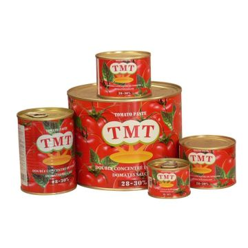 Top for Choose Canned Tomato Paste, Double Concentrate Tomato Paste From China Supplier Tomato Puree Tomato Ketchup Tomato Sauce supply to Netherlands Factories