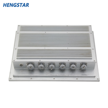 15 Inch Industrial Fanless Fully Water-proof Monitor