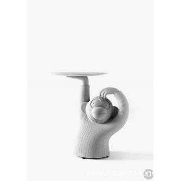 G603 light grey granite sculpture table