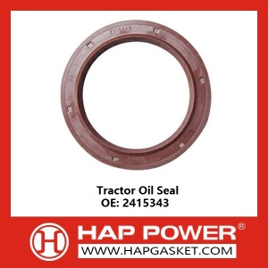 100% Original Factory for Valve Stem Oil Seal Tractor Oil Seal 2415343 export to Faroe Islands Importers