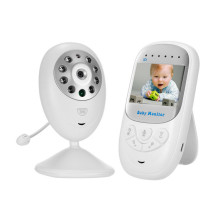 Wireless 2.4GHZ Battery Operated Baby Monitor