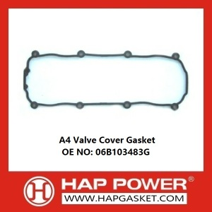 Professional Manufacturer for Rubber Valve Cover Gasket A4 Valve Cover Gasket 06B103483G supply to El Salvador Importers