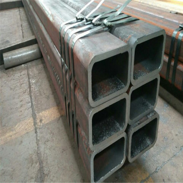 90X120mm Seamless Hot Roller Steel Pipe Rectangular Tube