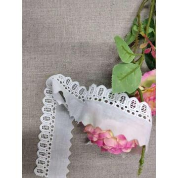 Cotton Knitted Lace for DIY Cases