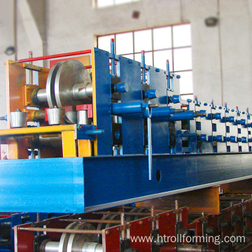 Roof channel building material cz purlin roll forming machine