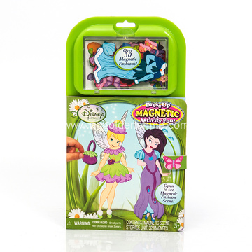 Fairies Dress Up Magnetic Fun