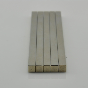 N35 block neodymium cube magnet coating Nickel